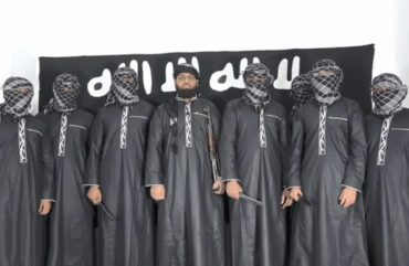 Saharan and the other suicide bombers
