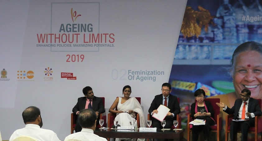 UNFPA ageing conference