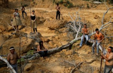 Amazon Tribes- Photo from Reuters