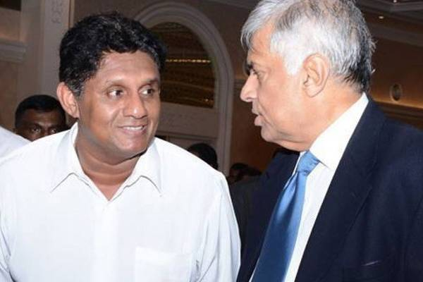 Sajith Ranil discussions