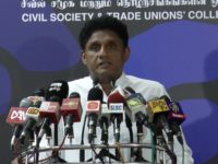 Sajith meets Civil Society and Trade Unions Collective