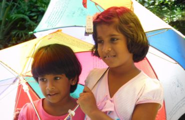children of Sri Lanka