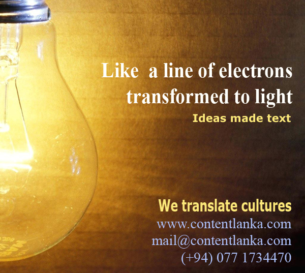 Translations by Creative Content Consultants