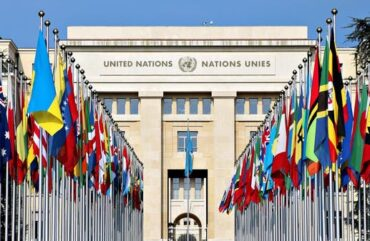 United Nations - Nations United
